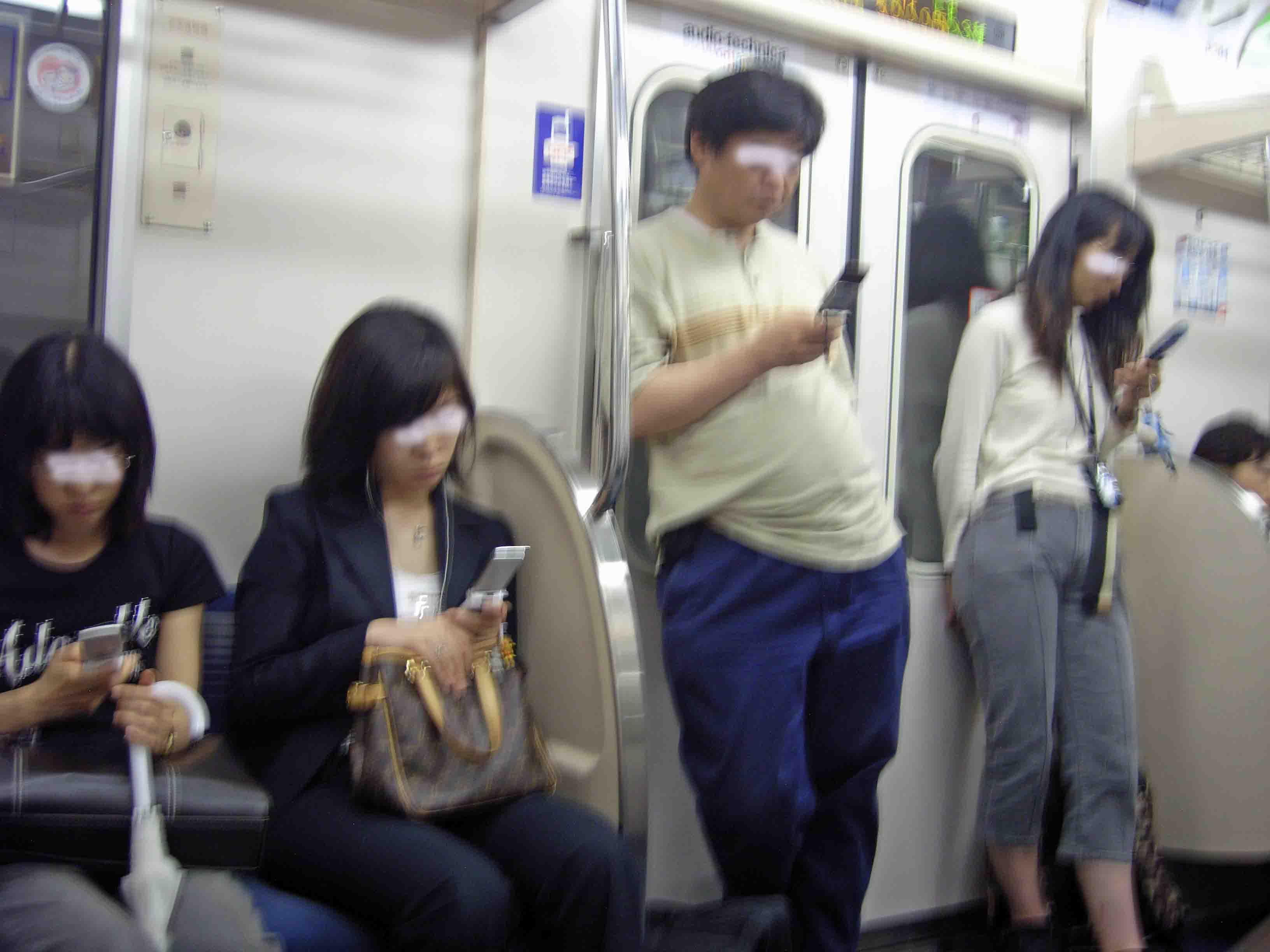 写真・イラストで見る電車あるある面白話、あまりないない面白話 - naver